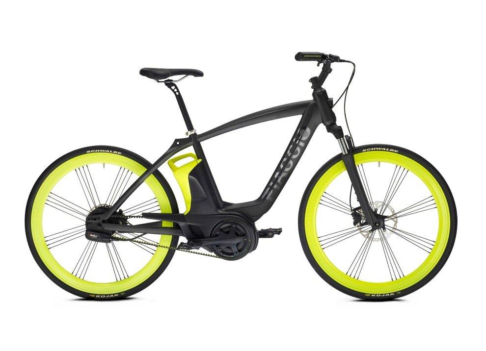 Piaggio Electric Bike Project con motore elettrico - Foto 5 di 7