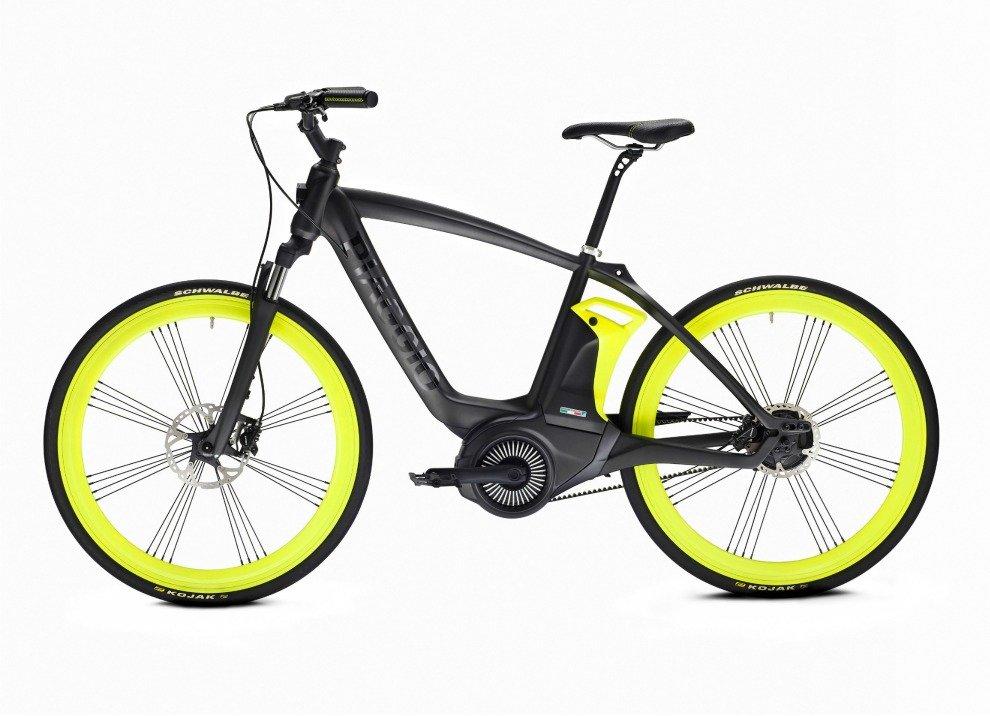 Piaggio Electric Bike Project con motore elettrico - Foto 7 di 7