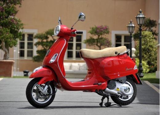 Piaggio Vespa LX 125, prezzi, modelli e novità dello scooter Piaggio - Foto 6 di 36