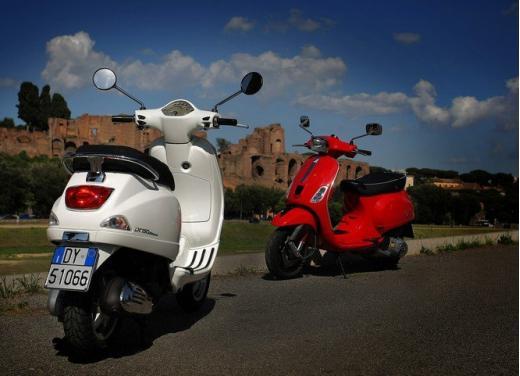 Piaggio Vespa LX 125, prezzi, modelli e novità dello scooter Piaggio - Foto 29 di 36