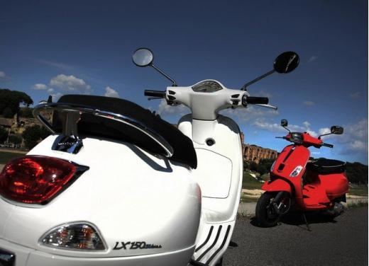 Piaggio Vespa LX 125, prezzi, modelli e novità dello scooter Piaggio - Foto 30 di 36