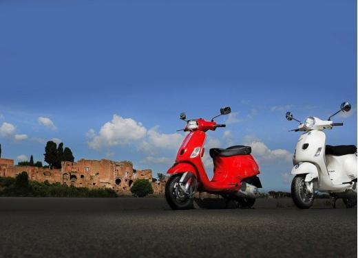 Piaggio Vespa LX 125, prezzi, modelli e novità dello scooter Piaggio - Foto 32 di 36