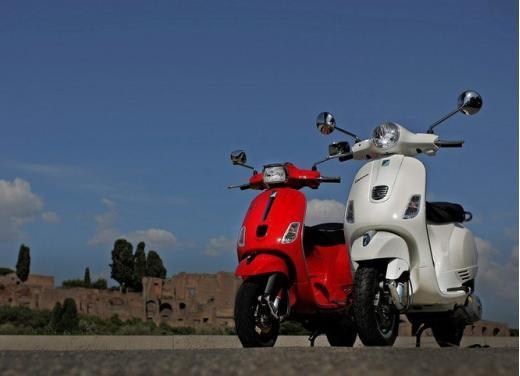 Piaggio Vespa LX 125, prezzi, modelli e novità dello scooter Piaggio - Foto 33 di 36