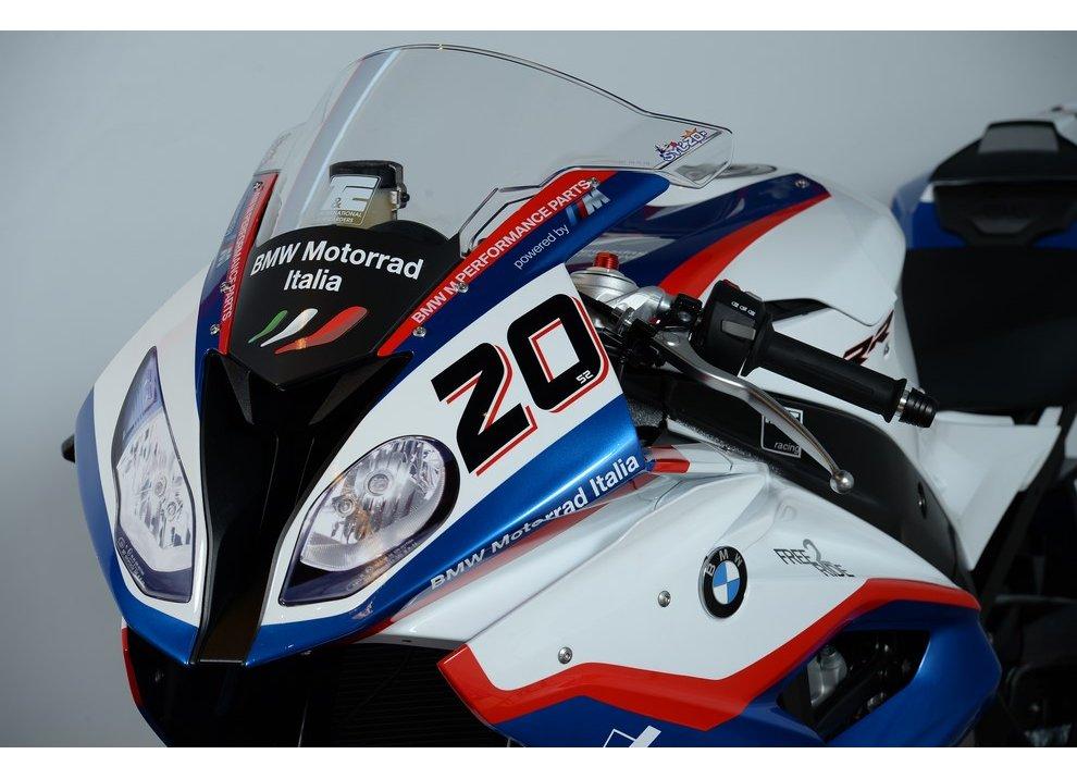Superbike 2015, presentato il Team BMW Motorrad Italia - Foto 6 di 22