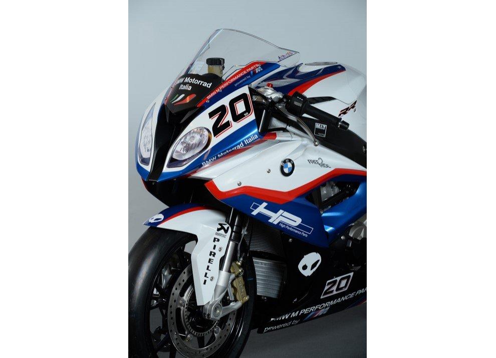 Superbike 2015, presentato il Team BMW Motorrad Italia - Foto 11 di 22