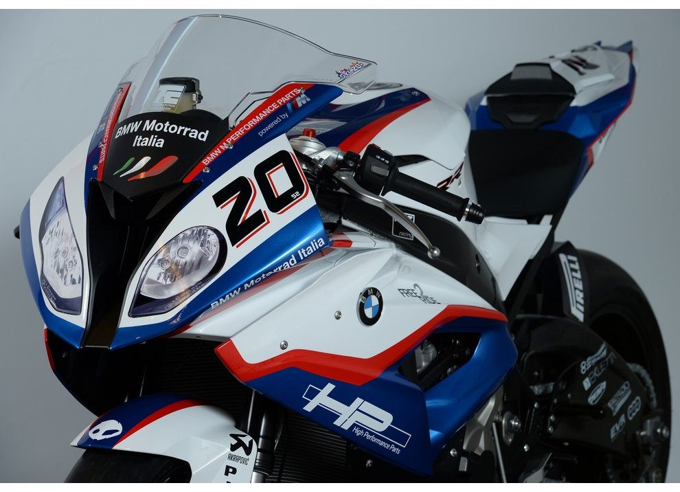 Superbike 2015, presentato il Team BMW Motorrad Italia - Foto 7 di 22