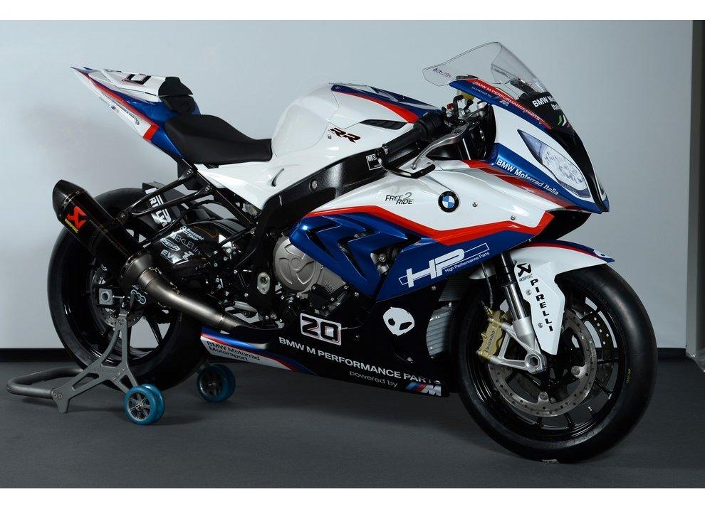 Superbike 2015, presentato il Team BMW Motorrad Italia - Foto 3 di 22