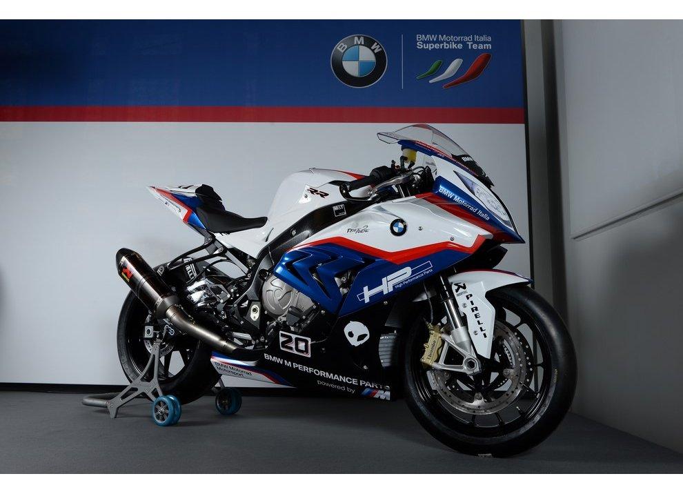 Superbike 2015, presentato il Team BMW Motorrad Italia - Foto 4 di 22