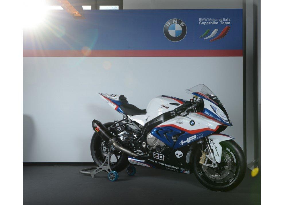 Superbike 2015, presentato il Team BMW Motorrad Italia - Foto 8 di 22