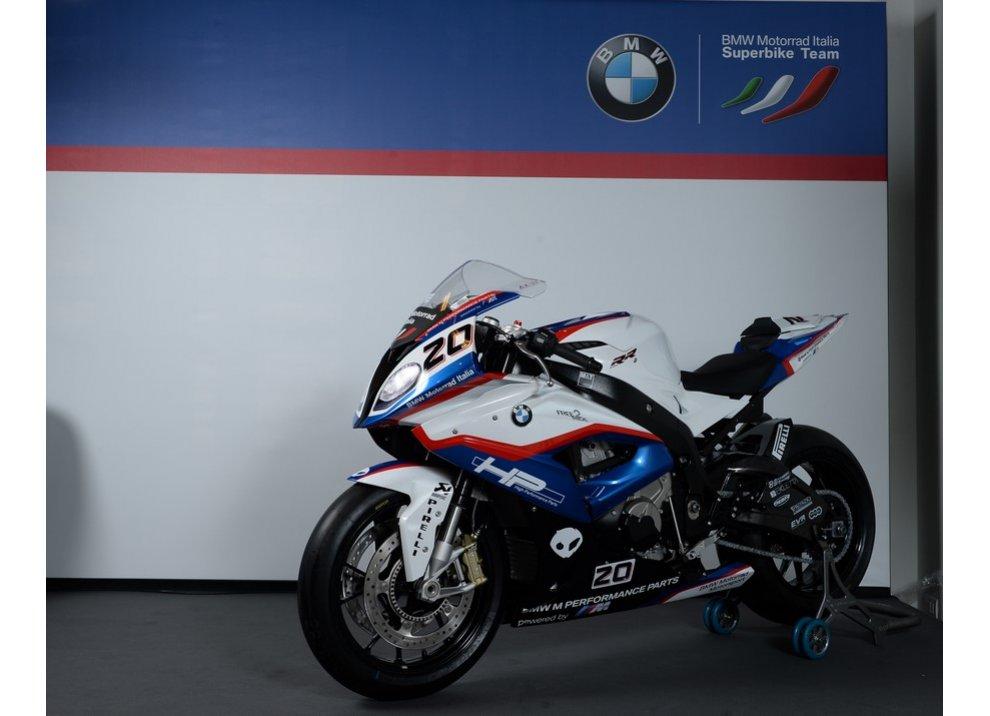 Superbike 2015, presentato il Team BMW Motorrad Italia - Foto 9 di 22