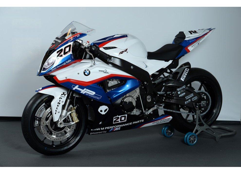 Superbike 2015, presentato il Team BMW Motorrad Italia - Foto 5 di 22