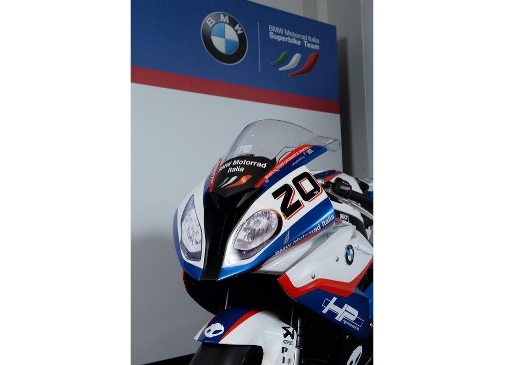 Superbike 2015, presentato il Team BMW Motorrad Italia - Foto 12 di 22