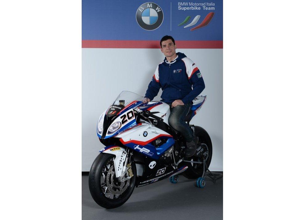 Superbike 2015, presentato il Team BMW Motorrad Italia - Foto 13 di 22