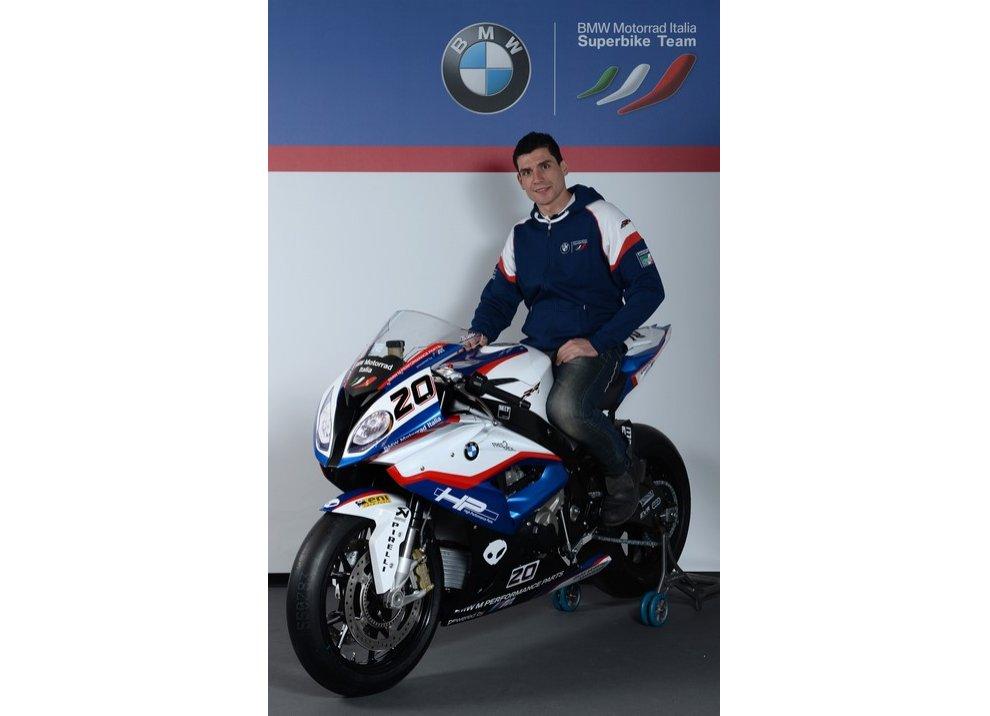 Superbike 2015, presentato il Team BMW Motorrad Italia - Foto 14 di 22