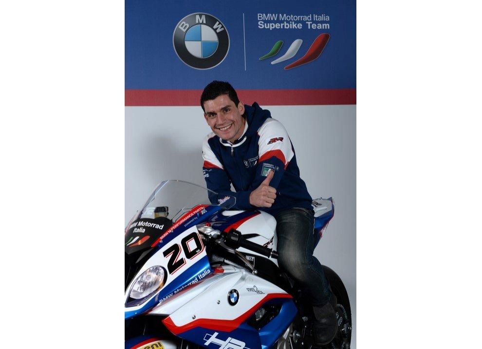 Superbike 2015, presentato il Team BMW Motorrad Italia - Foto 16 di 22