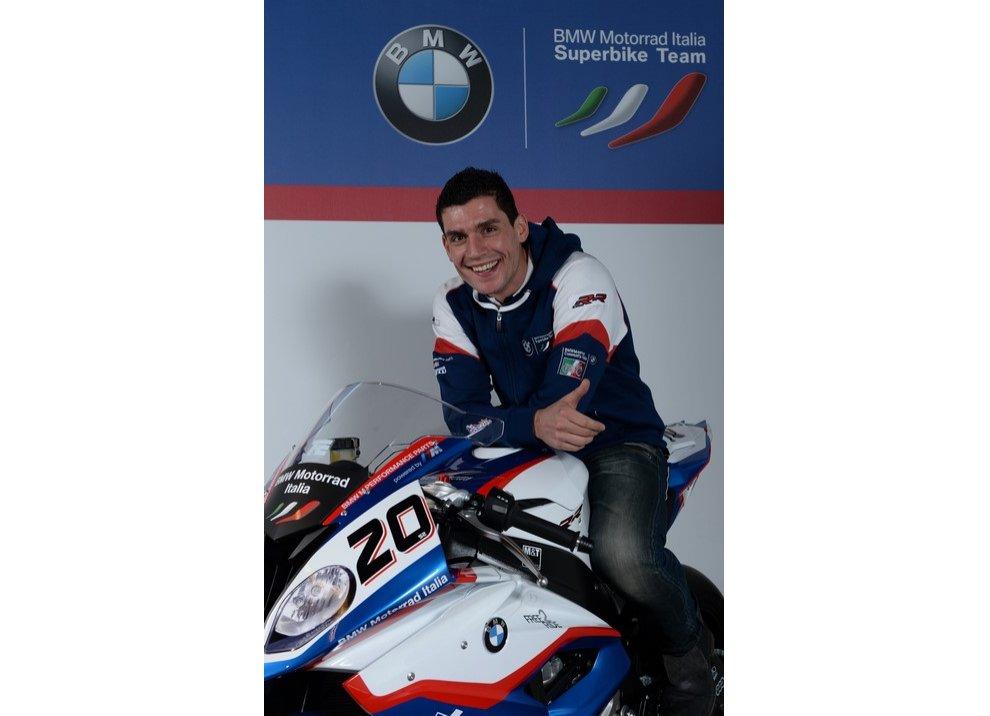 Superbike 2015, presentato il Team BMW Motorrad Italia - Foto 17 di 22