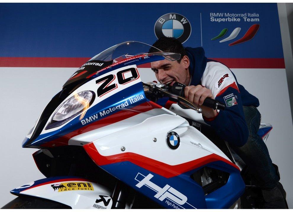 Superbike 2015, presentato il Team BMW Motorrad Italia - Foto 10 di 22