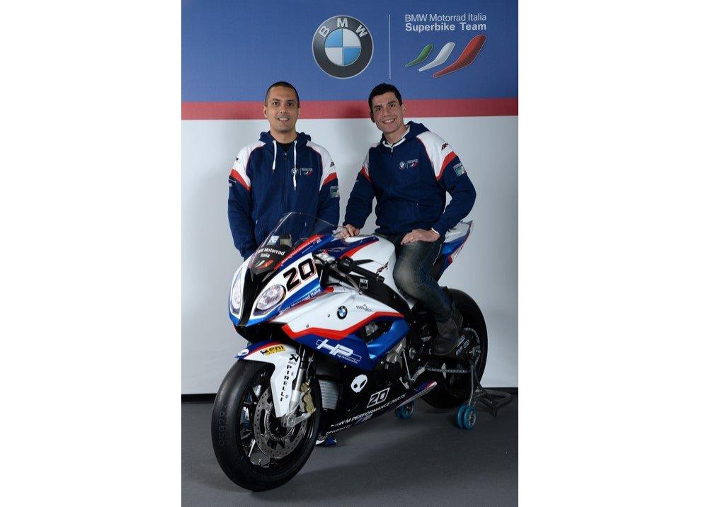 Superbike 2015, presentato il Team BMW Motorrad Italia - Foto 18 di 22