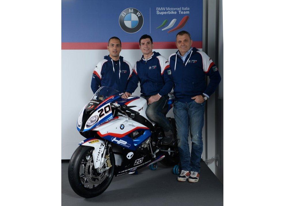 Superbike 2015, presentato il Team BMW Motorrad Italia - Foto 19 di 22