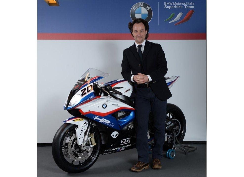 Superbike 2015, presentato il Team BMW Motorrad Italia - Foto 20 di 22