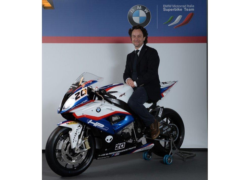 Superbike 2015, presentato il Team BMW Motorrad Italia - Foto 21 di 22