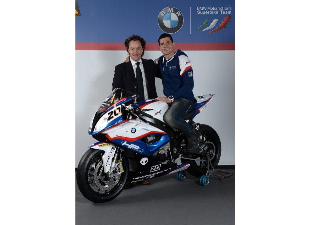 Superbike 2015, presentato il Team BMW Motorrad Italia - Foto 22 di 22