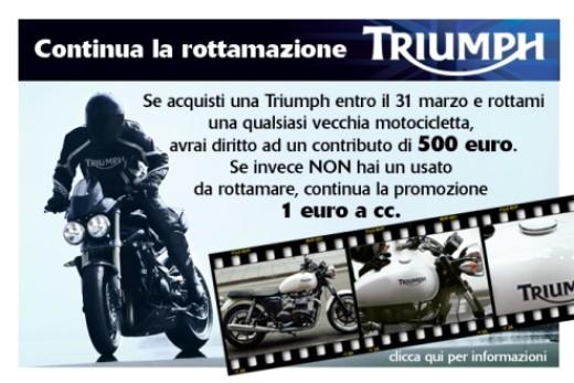 Promozioni Triumph 2010 - Foto 7 di 7