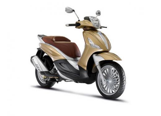 Piaggio Beverly 300 in promozione a 3.990 euro