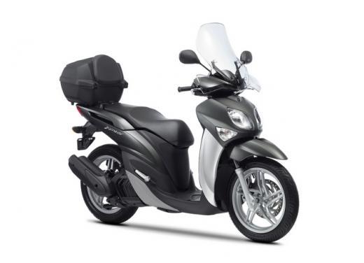 Yamaha Xenter 125 e 150 in promozione fino a marzo 2014