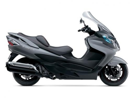 Suzuki Burgman 400 e V-Strom 650 ABS in promozione fino al 30 settembre