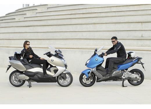 BMW C 600 Sport e BMW C 650 GT, porte aperte per i maxi scooter BMW