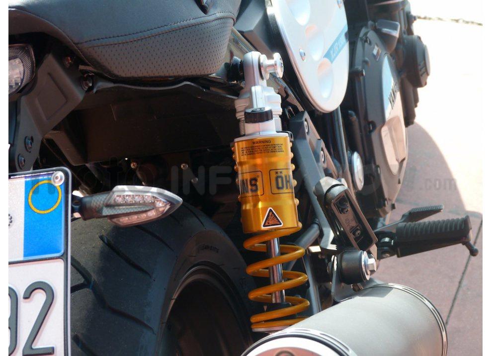 Prova Yamaha XJR 1300: tanta coppia su strada e pista - Foto 8 di 25