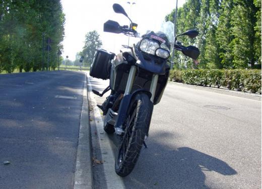 BMW F800GS prova su strada - Foto 28 di 37