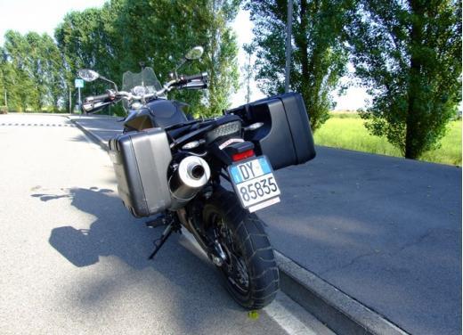 BMW F800GS prova su strada - Foto 30 di 37