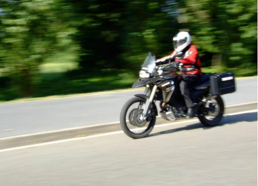 BMW F800GS prova su strada - Foto 33 di 37