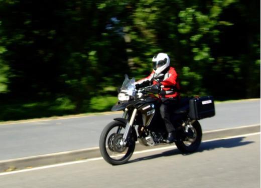 BMW F800GS prova su strada - Foto 34 di 37