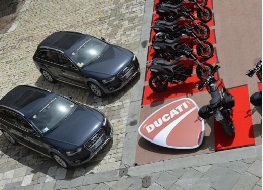 Provata la nuova Ducati Hyperstrada: divertirsi molto, viaggiare con moderazione - Foto 5 di 27