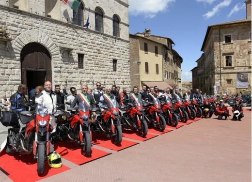Provata la nuova Ducati Hyperstrada: divertirsi molto, viaggiare con moderazione - Foto 6 di 27