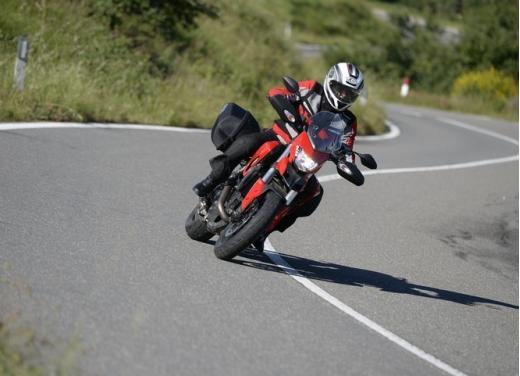 Provata la nuova Ducati Hyperstrada: divertirsi molto, viaggiare con moderazione - Foto 8 di 27