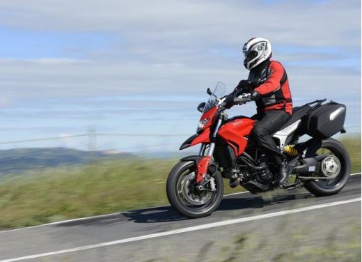 Provata la nuova Ducati Hyperstrada: divertirsi molto, viaggiare con moderazione - Foto 9 di 27