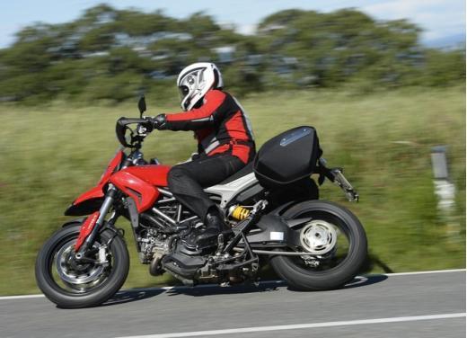Provata la nuova Ducati Hyperstrada: divertirsi molto, viaggiare con moderazione - Foto 12 di 27