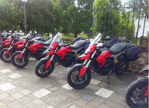 Provata la nuova Ducati Hyperstrada: divertirsi molto, viaggiare con moderazione - Foto 21 di 27