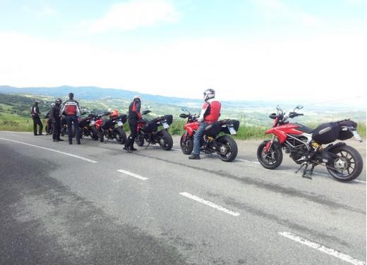Provata la nuova Ducati Hyperstrada: divertirsi molto, viaggiare con moderazione - Foto 25 di 27