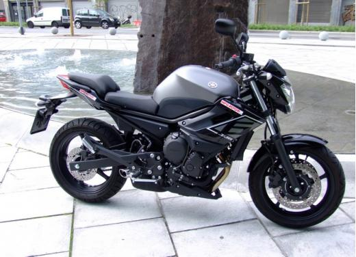 Provata la Yamaha XJ6 SP: non chiamatela entry level - Foto 6 di 34