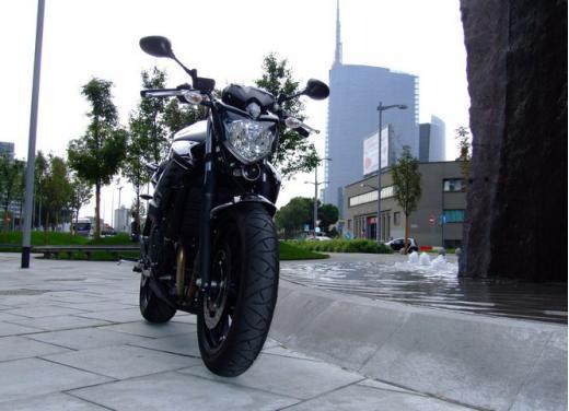 Provata la Yamaha XJ6 SP: non chiamatela entry level - Foto 8 di 34
