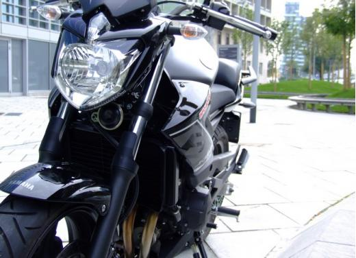 Provata la Yamaha XJ6 SP: non chiamatela entry level - Foto 9 di 34