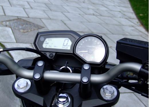 Provata la Yamaha XJ6 SP: non chiamatela entry level - Foto 10 di 34