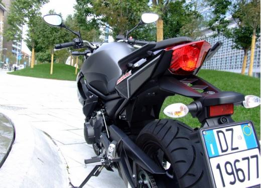 Provata la Yamaha XJ6 SP: non chiamatela entry level - Foto 12 di 34