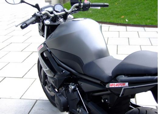 Provata la Yamaha XJ6 SP: non chiamatela entry level - Foto 15 di 34
