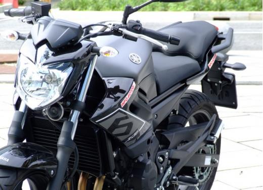 Provata la Yamaha XJ6 SP: non chiamatela entry level - Foto 17 di 34